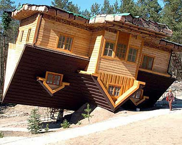 10 Extreme Homes To Consider Moving Into Blitz