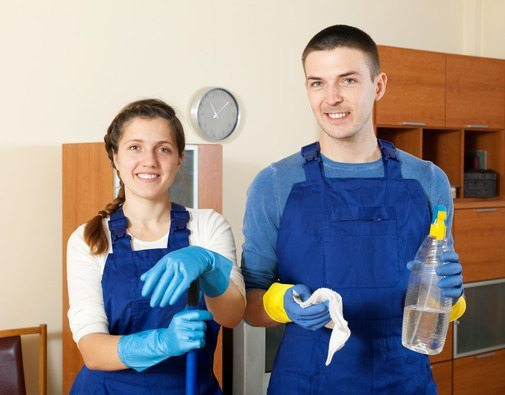 How to Hire and Manage a Corporate Cleaning Group Most Effectively