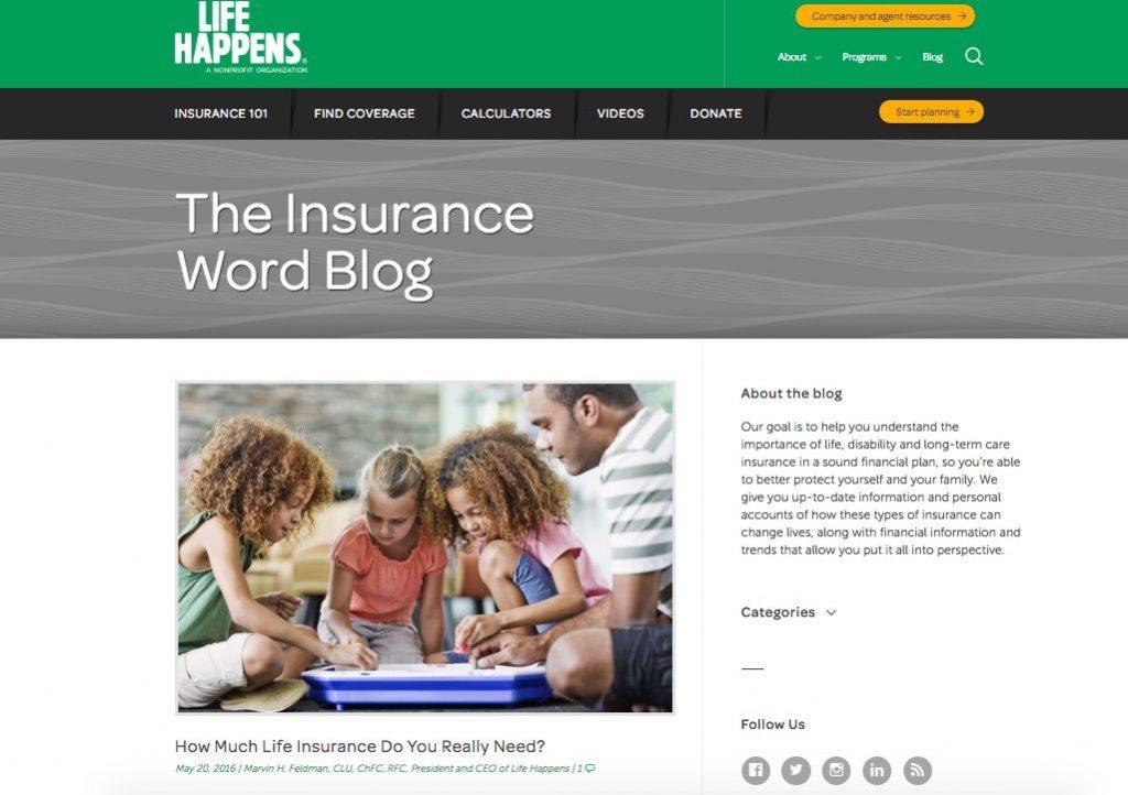 life-happens-insurance-blog