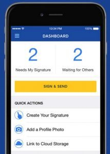 best apps for salespeople docusign