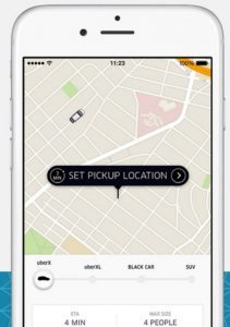 best apps for salespeople uber