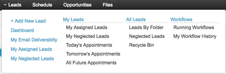 leads-menu