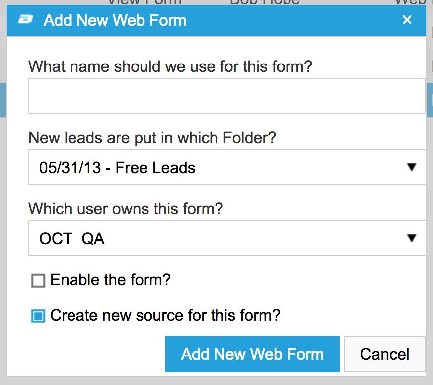 webform