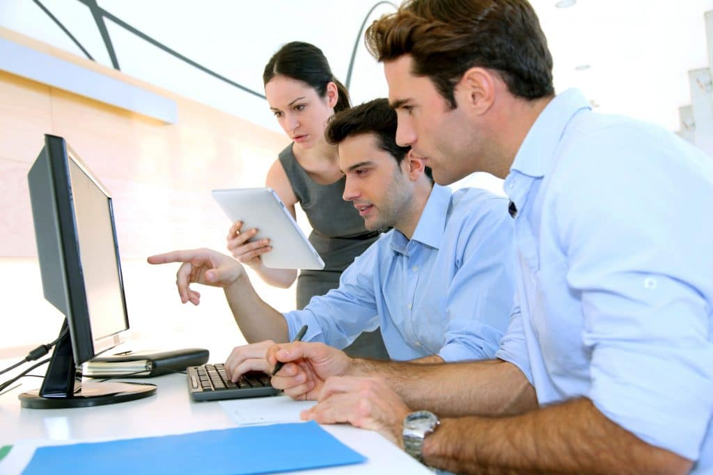 value of sales training