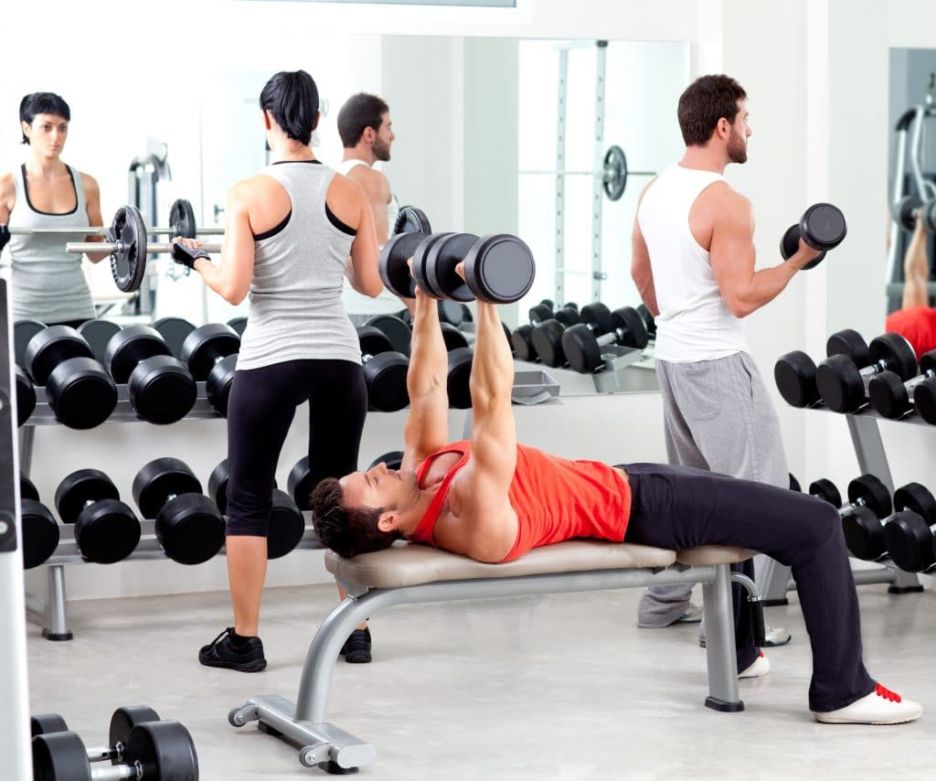 managing a gym business