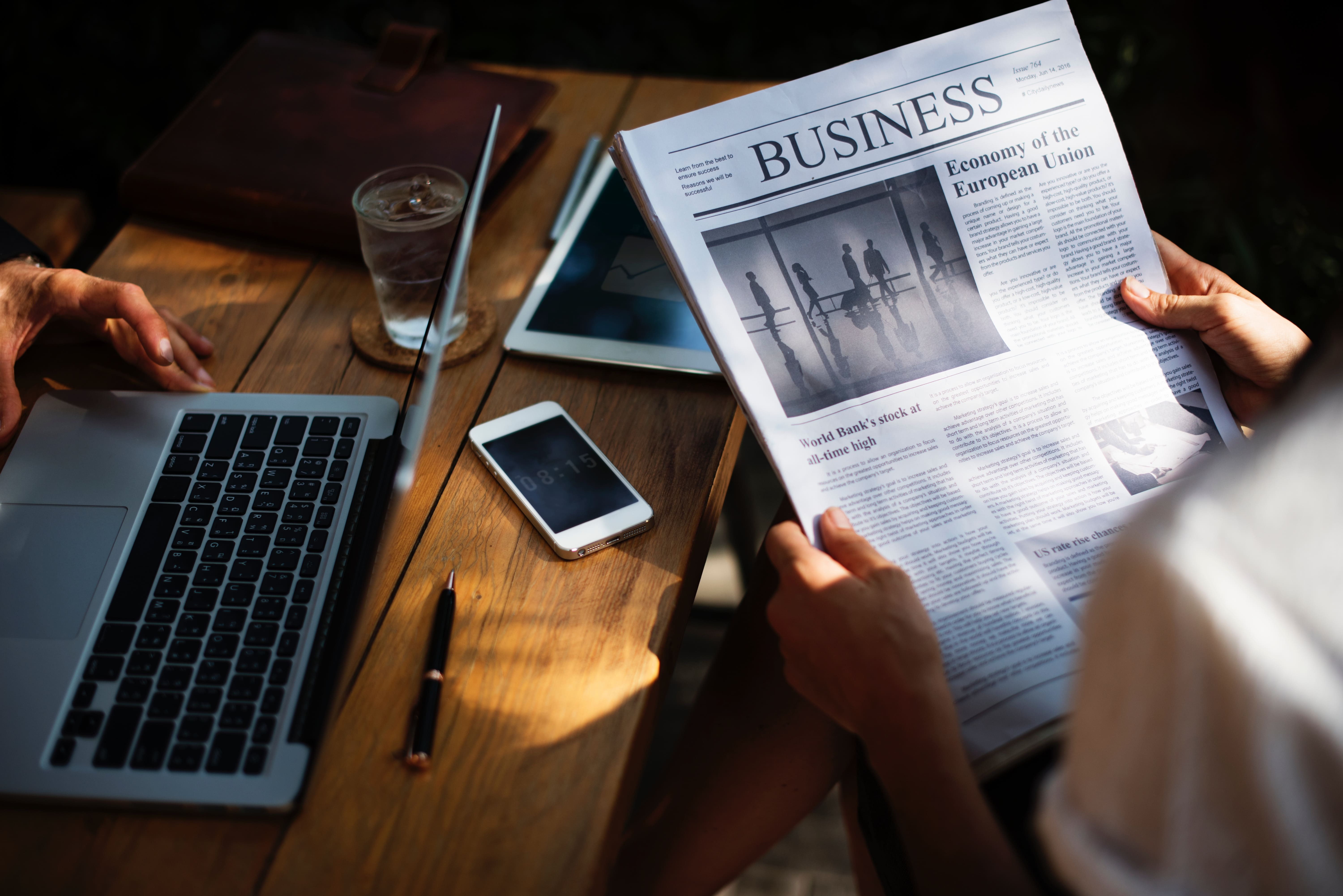 The Top 5 Financial Advisor Magazines to Read Right Now
