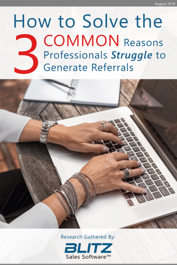 3 common ways professionals fail referrals