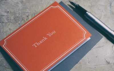 4 Meaningful Thank You Note Templates You Need to Give Employees