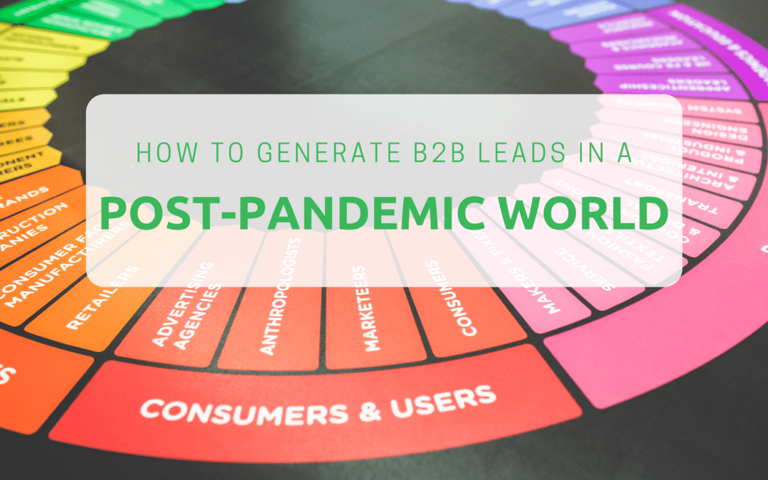 How to Generate B2B Leads In a Post-Pandemic World